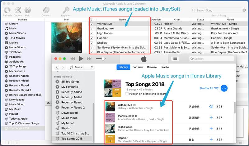Apple Music Converter - Convert Apple Muisc and iTunes M4P