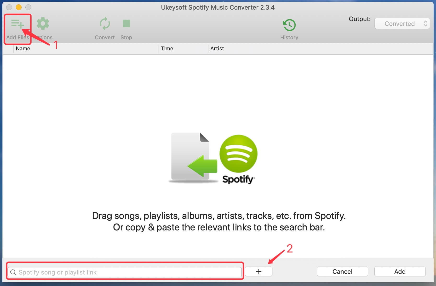 download from spotify web player