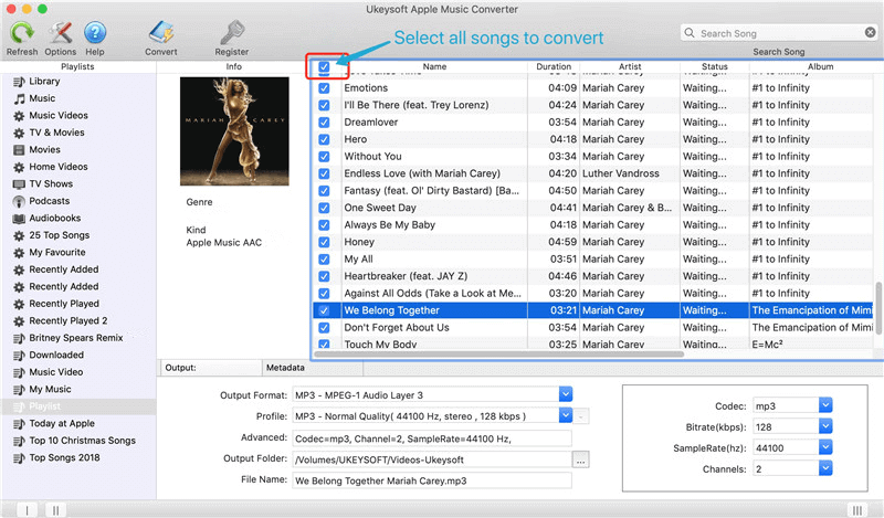 How to Convert and Record Apple Music to MP3