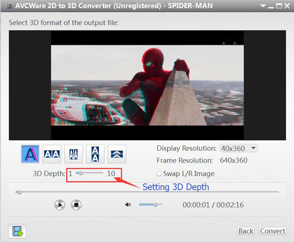 Make 3D Video at Home - Convert 2D Movies to 3D