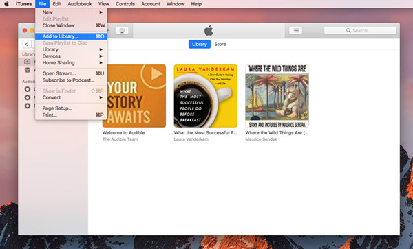 How to Convert iTunes M4B Audiobooks to MP3