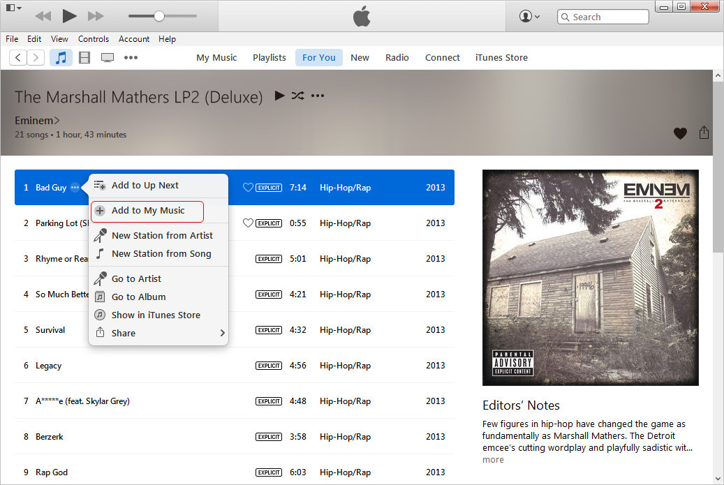 how to leave apple music on itunes