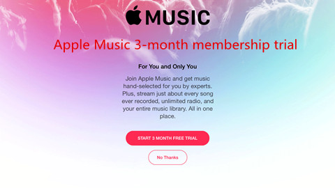 Remove DRM and Get Apple Music Free after Trial without Paying