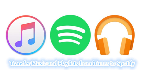 How to Transfer iTunes Music Library(Apple Music) to Spotify?