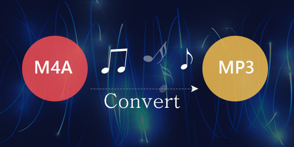 How to Convert M4A to MP3 with/without iTunes
