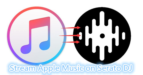 How to Add Apple Music and Spotify Music to Serato DJ?